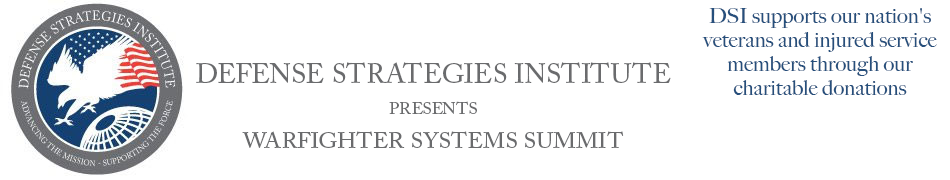 Future Warfighter Symposium | DEFENSE STRATEGIES INSTITUTE